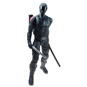 G.I. JOE: Retaliation Ninja Commando Snake Eyes