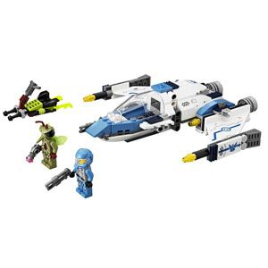 LEGO Galaxy Squad Swarm Interceptor