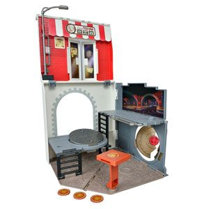 Teenage Mutant Ninja Turtles Anchovy Alley Pop-Up Pizza Playset