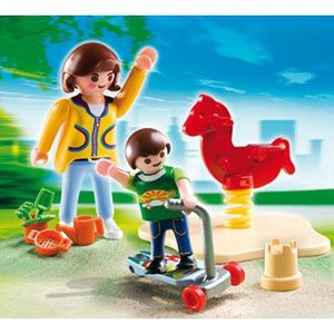 Playmobil Easter Red Egg