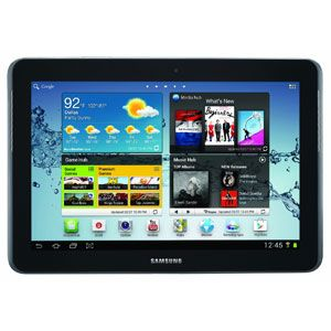 Tablets for Kids: Galaxy Tab 2
