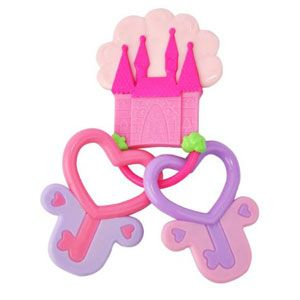 Disney Princess Keys to the Kingdom Teether