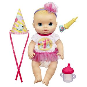 Baby Alive Party Baby