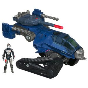 G.I. JOE: Retaliation H.I.S.S. Tank with Firing Missile Launcher