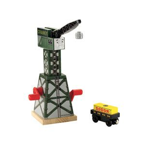 Thomas & Friends Wooden Railway Cranky the Crane