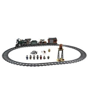LEGO The Lone Ranger Constitution Train Chase