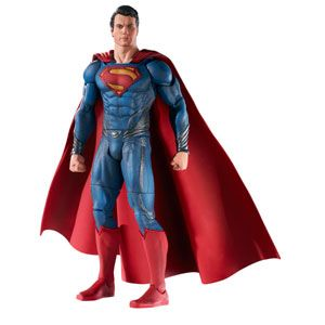 Man of Steel Movie Masters Superman