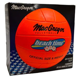 MacGregor Beach Time Volleyball