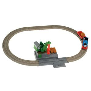 "Thomas & Friends TrackMaster Colin in ""The Party Surprise"""
