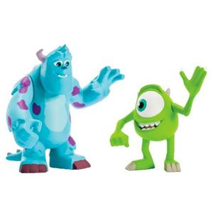 Monsters University Scare Pairs Mike & Sulley