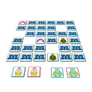 Monsters University Look-a-Likes Matching Game
