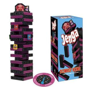 Jenga: Donkey Kong Collector's Edition
