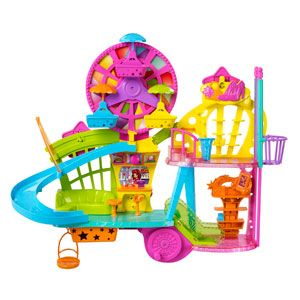 Polly Pocket Wall Party Mall on the Wall