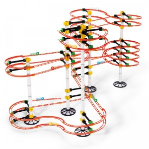 marble run assembly instructions